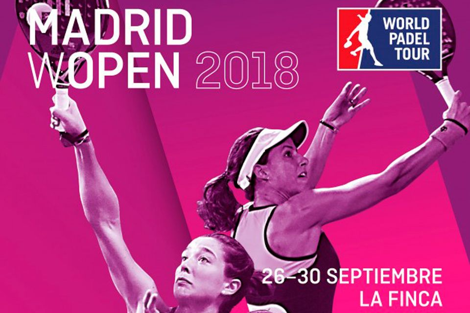 MADRID WOPEN 2018 - WORLD PADEL TOUR